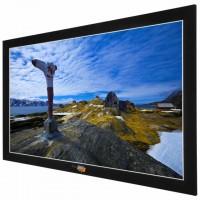 Sanper Fixed Frame Projeksiyon Perdesi (200x150)