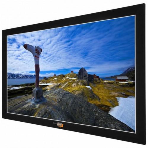 Sanper Fixed Frame Projeksiyon Perdesi (265x150)