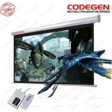 Codegen EX-30 300x225 Motorlu Projeksiyon Perdesi